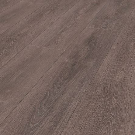 High Performance Natural Authentic Embossed Laminate Satin Flooring